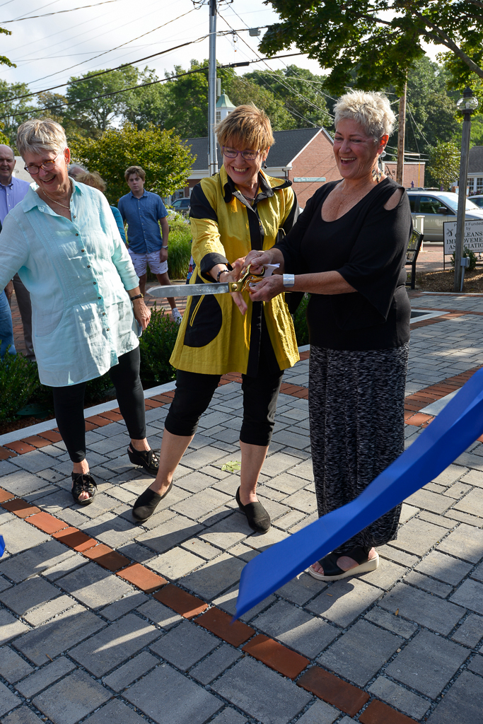 Theresa's Way Ribbon Cutting